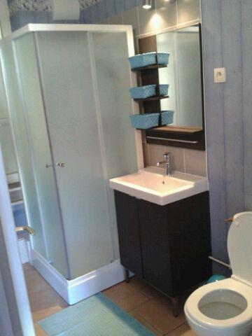 bathroom Location Studio apartment 77332 Honfleur