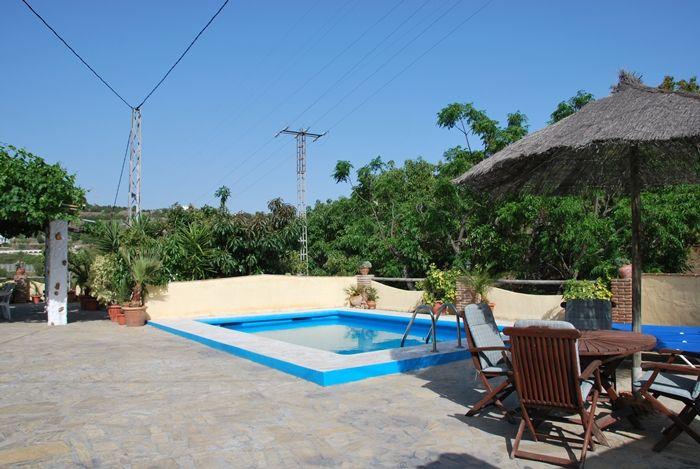 Swimming pool Location Villa 90036 Nerja