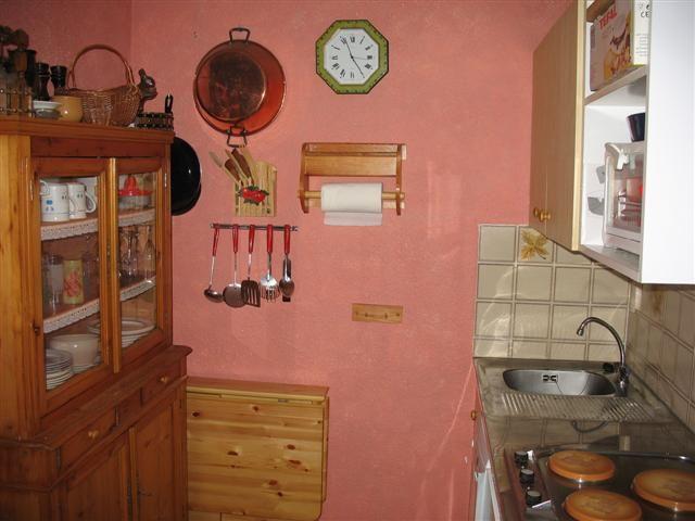 Kitchenette Location Apartment 66236 Monts Jura