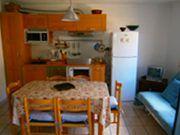 Open-plan kitchen Location Apartment 71390 Briançon