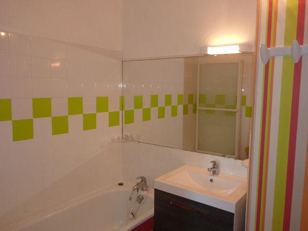 bathroom Location Apartment 10748 Cabourg