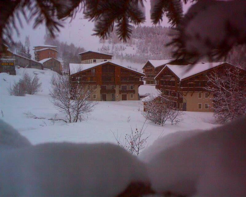 Outside view Location Apartment 1171 Les 2 Alpes
