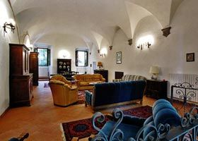Sitting room Location Villa 11865 Arezzo