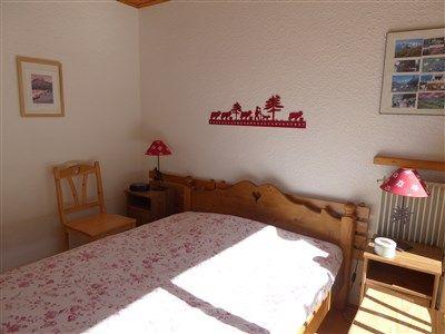 bedroom 2 Location Apartment 1219 Les 2 Alpes