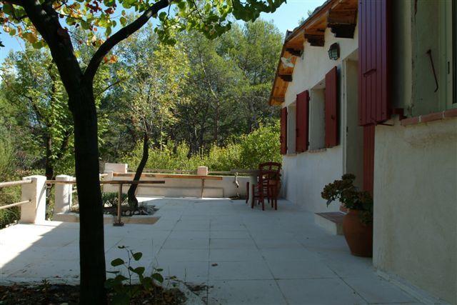 Terrace Location Self-catering property 12242 Aix en Provence