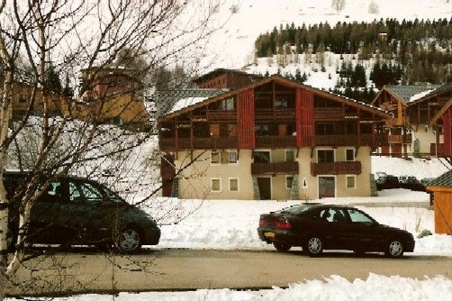 Other view Location Apartment 1233 Les 2 Alpes