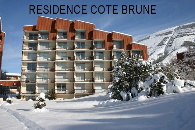 Outside view Location Apartment 14721 Les 2 Alpes