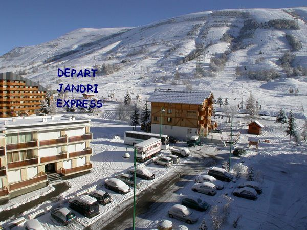 View from the property Location Apartment 14721 Les 2 Alpes