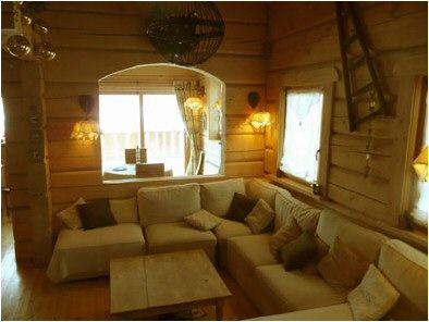 Sitting room Location Chalet 14909 La joue du Loup