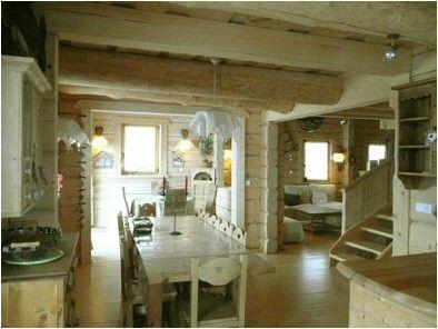 Dining room Location Chalet 14909 La joue du Loup