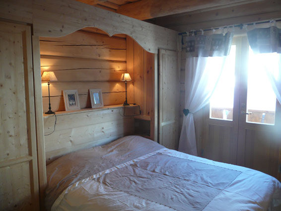 bedroom Location Chalet 14909 La joue du Loup