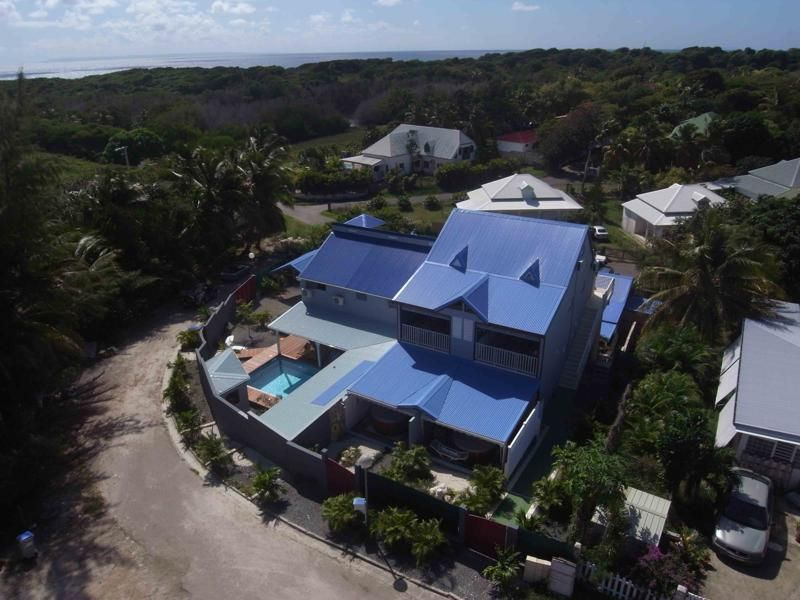 Location Self-catering property 15292 Sainte Anne (Guadeloupe)