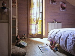 bedroom 1 Location Chalet 15350 La Bresse Hohneck