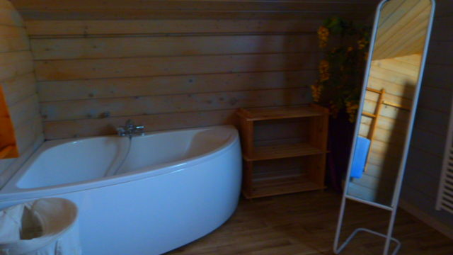 bathroom 2 Location Chalet 15350 La Bresse Hohneck