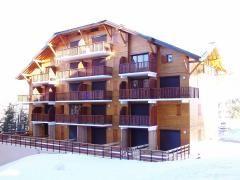 Outside view Location Apartment 1553 La joue du Loup