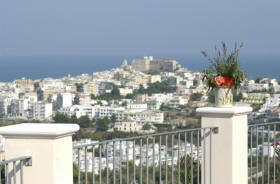 Outside view Location Apartment 15595 Vieste