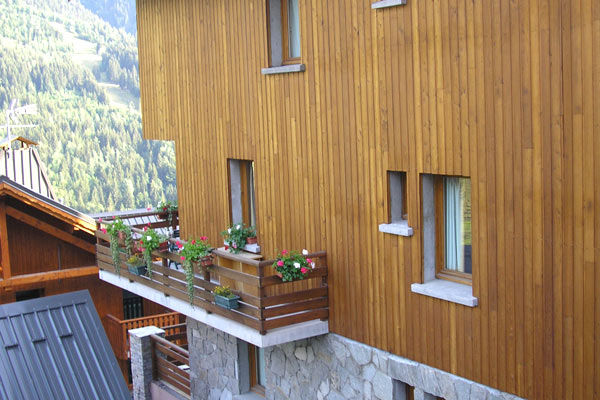 Outside view Location Apartment 15733 Vaujany