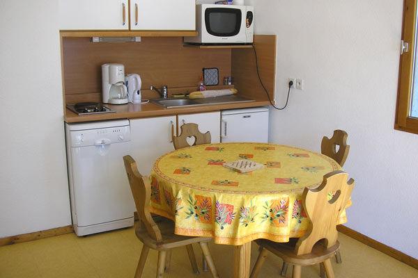 Kitchenette Location Apartment 15733 Vaujany