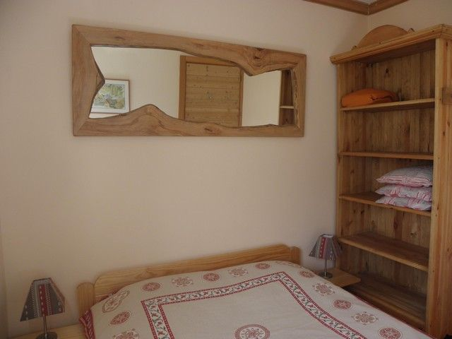 bedroom 1 Location Apartment 15851 Serre Chevalier