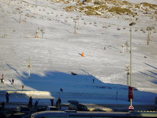 Outside view Location Studio apartment 15933 Alpe d'Huez