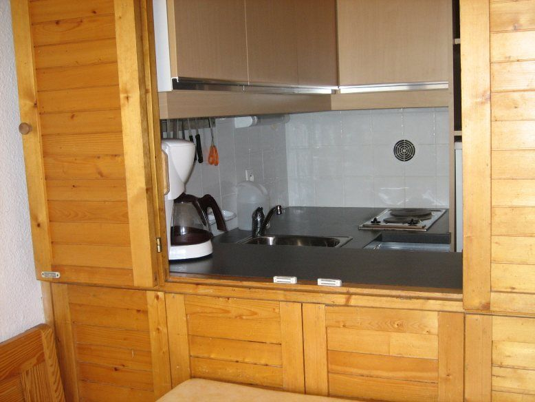 Sep. kitchen Location Apartment 1629 Les Menuires