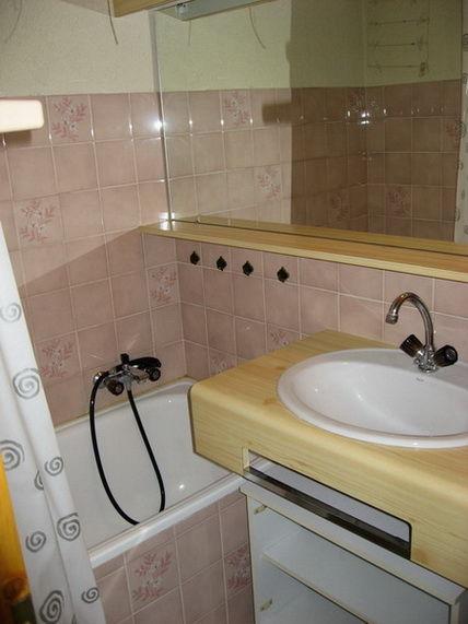 bathroom Location Studio apartment 16574 Châtel