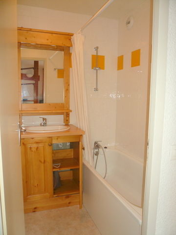 bathroom Location Apartment 1761 Les Menuires