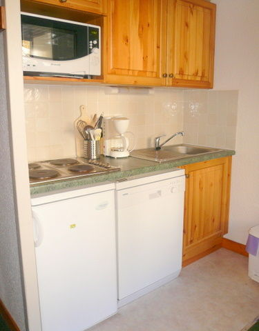 Sep. kitchen Location Apartment 1761 Les Menuires