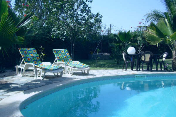 Swimming pool Location Apartment 18457 Saly