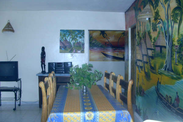 Dining room Location Apartment 18457 Saly