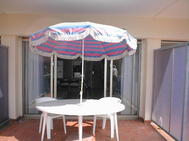 Balcony Location Studio apartment 20497 Aix Les Bains