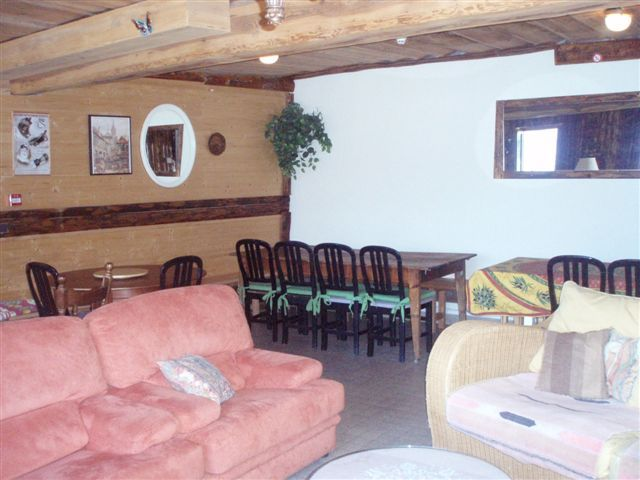 Living room Location Chalet 2182 La Plagne