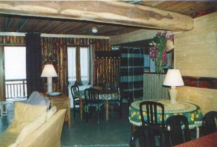 Dining room Location Chalet 2182 La Plagne
