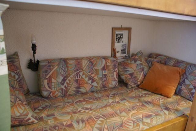 Extra sleeping accommodation Location Studio apartment 2252 La Plagne