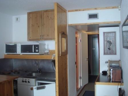 Location Studio apartment 233 Les Arcs