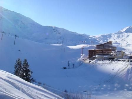 View from the property Location Studio apartment 233 Les Arcs