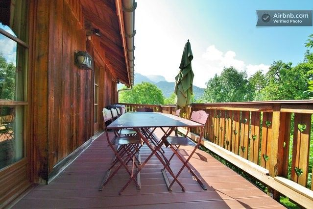 Location Chalet 2522 Saint François Longchamp
