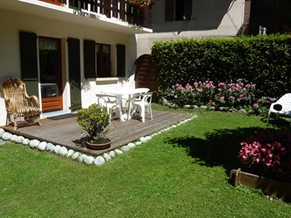 Garden Location Apartment 2561 Saint Gervais Mont-Blanc