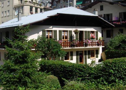 Outside view Location Apartment 2561 Saint Gervais Mont-Blanc