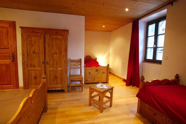 bedroom 3 Location Apartment 26150 Valloire