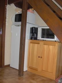 Open-plan kitchen Location Apartment 26451 Cauterets