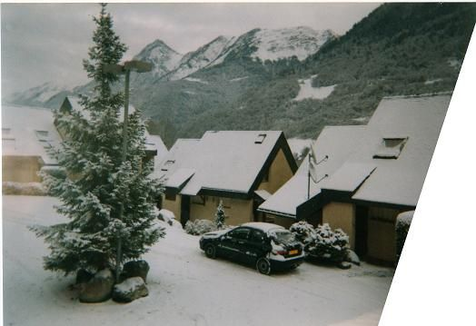 View from the property Location Apartment 26451 Cauterets