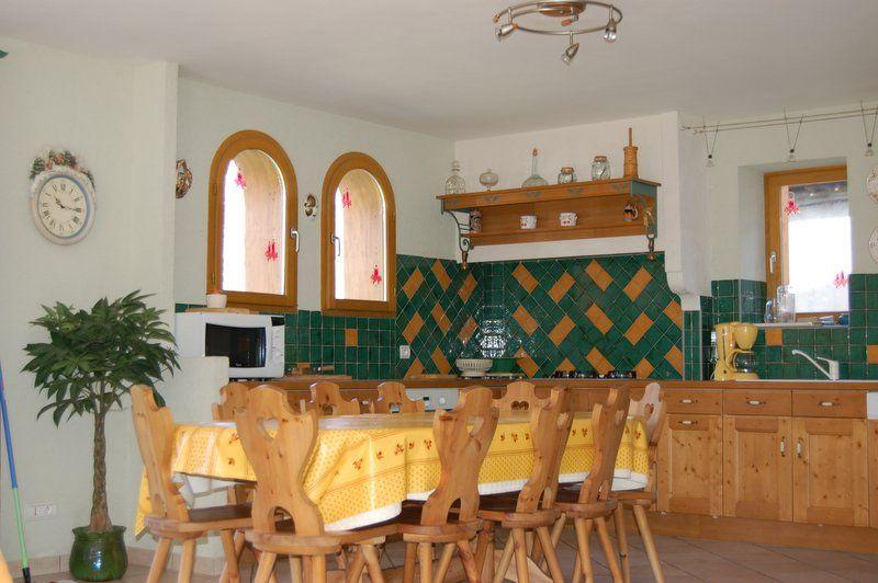 Dining room Location Chalet 2665 Saint Martin de Belleville
