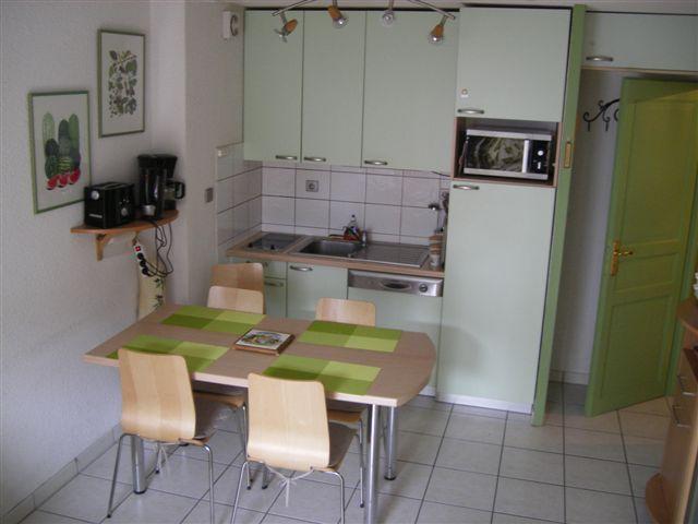Kitchenette Location Apartment 26687 Les 2 Alpes