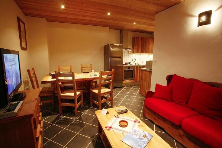 Living room Location Apartment 27146 Valloire