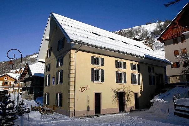 Outside view Location Apartment 27146 Valloire