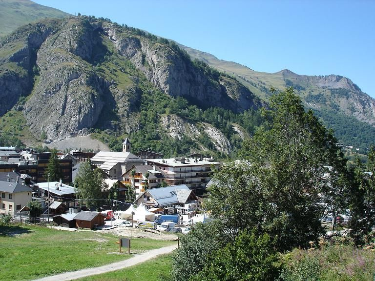 View from the property Location Apartment 27146 Valloire