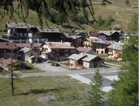 Surroundings Location Studio apartment 27763 Sestriere