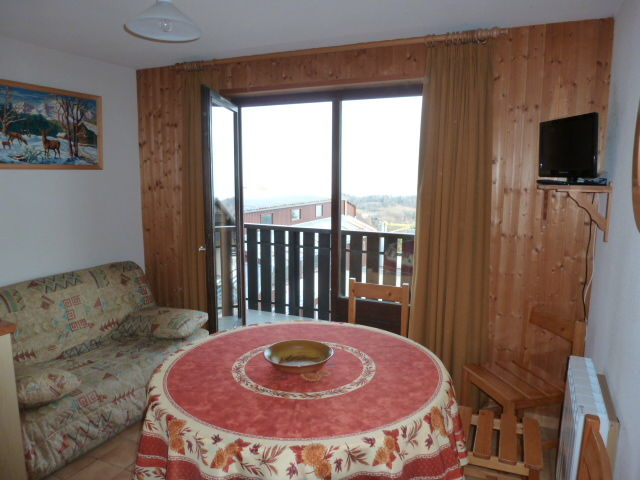 Living room Location Apartment 27888 Thollon Les Mémises