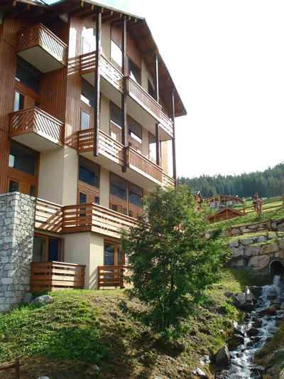 Outside view Location Apartment 28048 Peisey-Vallandry